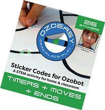Ozoeasy Ozobot Sticker Codes