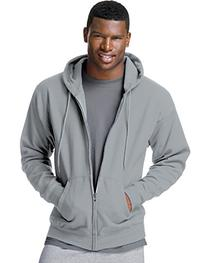 Hanes 7.8 oz Men's COMFORTBLEND EcoSmart Full-Zip Fleece