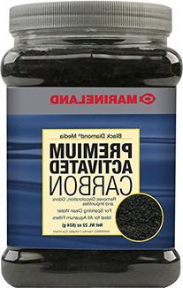 MarineLand Black Diamond Media Premium Activated Carbon