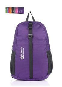 Packable Handy Lightweight Travel Backpack Daypack-Large-