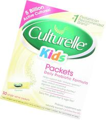 Culturelle Kids Packets Daily Probiotic Supplement 30 Each