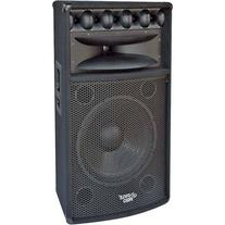 Pyle PADH1569 1000W Heavy Duty Speaker MDF Construction with
