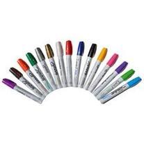 Sharpie Paint Marker Pen Oil Based Fine Point 15 Color
