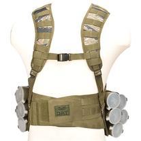 Vest - V-TAC Bravo-TIGER STRIPE-L/XL