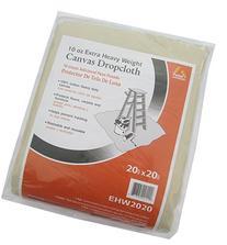 Galaxy Products Paintessentials Canvas Drop Cloth 20'X20'