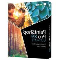 Corel PaintShop Pro v.X9 Ultimate - Image Editing - Mini Box