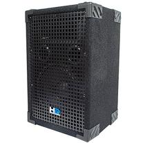 800w Pair of 6 Inch Passive Full Range PA Speaker Home DJ
