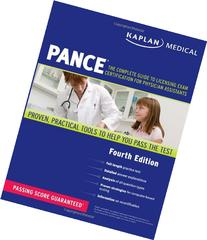 Kaplan Medical PANCE: The Complete Guide to Licensing Exam