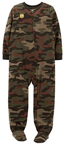 Carter's 2 Piece Pant PJ Set  - Camo-5