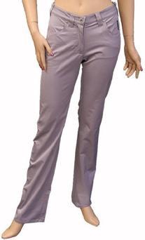 Armani Jeans Womens Pants Trousers Light Purple Cotton, 27,