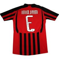 Paolo Maldini Ac Milan Jersey Shirt In Ucl Packaging Icons