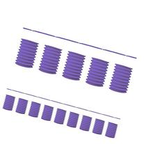 Accordion Style Paper Lantern Garlands | New Purple | Party