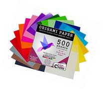 Origami Paper Special - 500 Sheet Economy Pack - 6 Inch