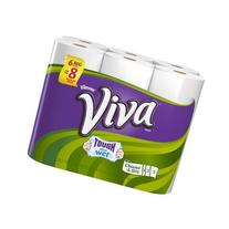 Viva Paper Towels, Choose-a-Size, White, Big Rolls, 72 Count