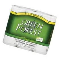 Green Forest - Paper Towels; Size Your Own, 10 x 3 ROLL