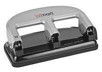 PaperPro inPRESS 40 Reduced Effort 3-Hole Punch, 40 Sheets,