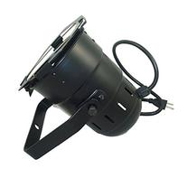 BulbAmerica PAR 38 Lighting CAN Black w/ Socket Power Cord