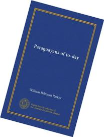 Paraguayans of to-day
