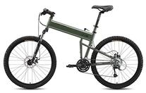 Montague Paratrooper 24 Speed Folding Mountain Bike Large -