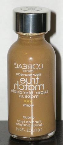 L'Oreal Paris True Match Super Blendable Liquid Makeup with