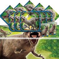 Jurassic World Park Dinosaurs Birthday Complete Party