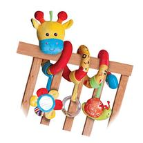 PARKFIELD Baby Spiral Bed & Stroller Toy-Bed Musical Rattles