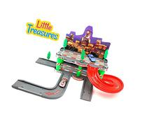 Parking garage play set - Owen your city parking-lot - fun