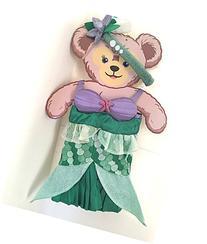 Disney Parks ShellieMay Duffy Friend Ariel Little Mermaid