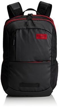 Timuk2 Parkside Laptop Backpack, OS, Black/Crimson