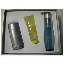 GIFT/SET OP JUICE 3PCS.' 2.5 FL Perfume By PARLUX For MEN