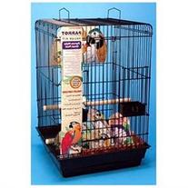 Parrot Square Top Bird Cage Kit