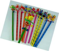 Party Bag Pack of 12 Colourful Animals Round Belly Shape