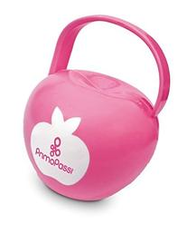 Primo Passi Pacifier Case Pink