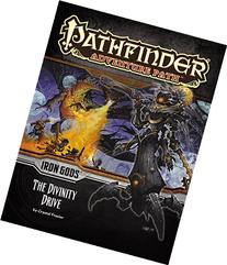 Pathfinder Adventure Path: Iron Gods Part 6 - The Divinity