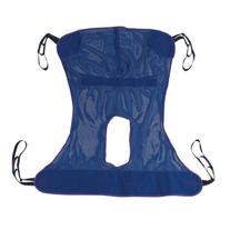 Drive Medical Full Body Patient Lift Sling, Mesh with