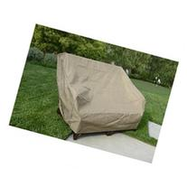 Patio Loveseat / Bench Covers with Velcro Cover up to 60