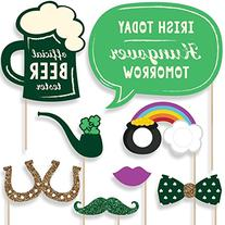 St. Patrick's Day - Saint Patty's Day Photo Booth Props Kit
