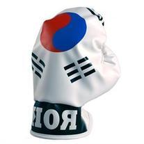 Patriotic Boxing Glove Driver Head Cover