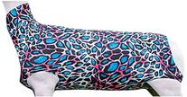Weaver Leather Patterned Spandex Lamb Tube, Animal Print,