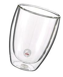 Bodum Pavina Glass, Double-Wall Insulate Glass, Clear, 12