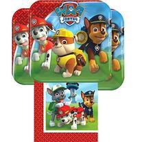 Paw Patrol Favors for 12 - 12 Paw Patrol Erasers, 75 Paw