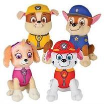 Paw Patrol Plush Pup Pal 4 Pieces Character Plush Set
