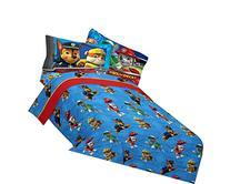 Nickelodeon Paw Patrol Kids Bedding Soft Microfiber Sheet
