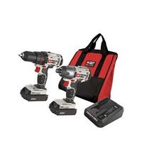 Porter-Cable PCCK604L2 20V Max Cordless Lithium-Ion Drill