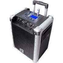 PylePro PCMX265B Battery Powered Portable PA System With USB