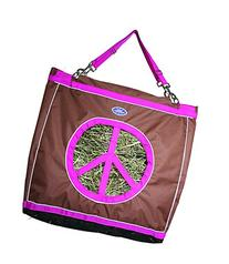 Derby Originals Peace Lovin' Top Load Hay Bag, Chocolate