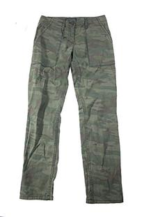 Sanctuary Clothing Women's Peace Relaxed Twill Pant,
