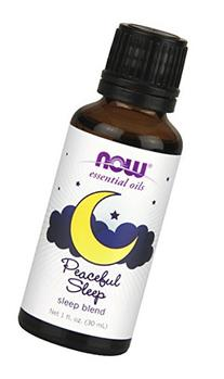 NOW Essential Oils, Peaceful Sleep Blend, 1-Ounce