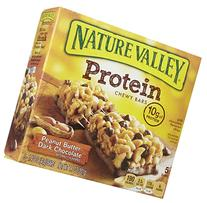 Nature Valley Protein Chewy Bars - Peanut Butter Dark