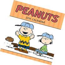 Peanuts 2016 Mini Wall Calendar